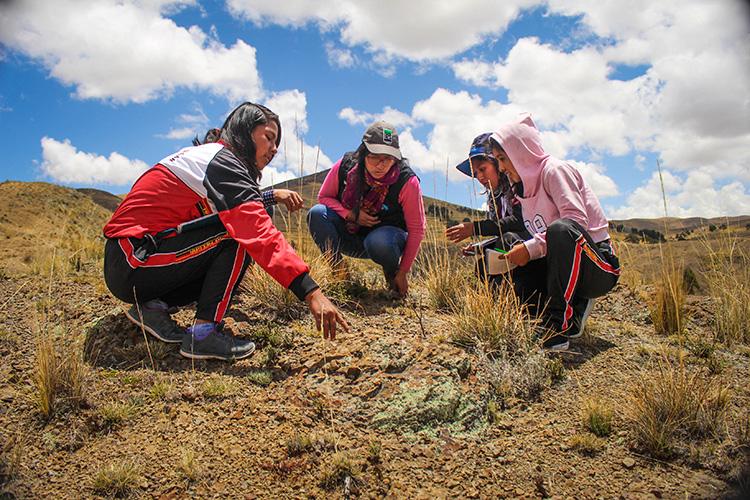 Educación Ambiental con Escolares Proyecto CAFOD
