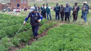 Alcaldes de la Región Puno se reunen con Agro Rural LIMA