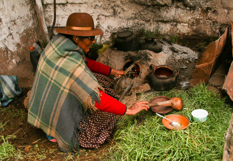 Recuperacion de Saberes Ancestrales