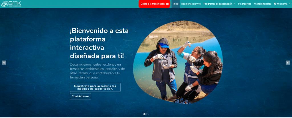 Suma Marka ONGD lanza su plataforma de capacitación virtual